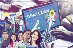 Distance learning with higher level of interactivity